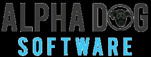 Alpha Dog Software Company Logo
